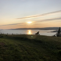 Five Islands Prov. Park: Car-Camping, Hiking along Fundy Shore