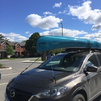 We buy a canoe