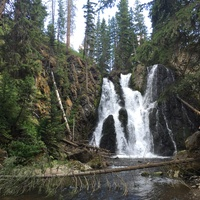 Passage Creek Falls