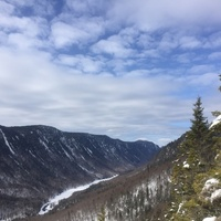 Three days at Jacques Cartier National Park