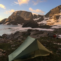 Wind River Range Traverse, July 2017