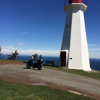 Cape George Motorcycle trip