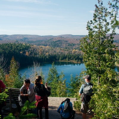 Parc national de la Mauricie/La Mauricie National Park