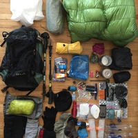 Pacific Crest Trail Theu Hike