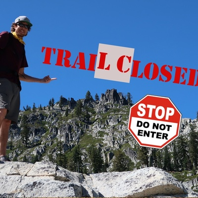 The Trinity Alps High Route Alternate