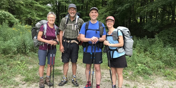 A Celebratory Section Hike of the Vermont Long Trail