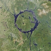 Eye of Quebec - Manicouagan Reservoir - Kayak expedition