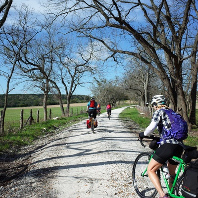 6-Day Texas Gravel Bike Tour