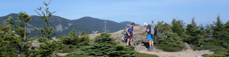 Backpacking New Hampshire